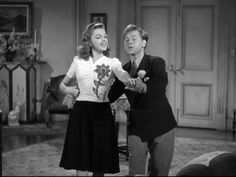 Babes on Broadway: Judy Garland and Mickey Rooney