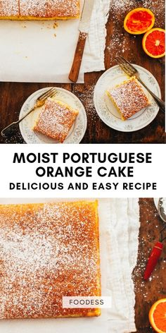 Tray Bake Recipes, Best Cake Recipes, Frosting Recipes, Healthy Dessert Recipes, Other Recipes, Delicious Desserts, Baking Recipes, Portuguese Desserts, Portuguese Recipes