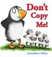 don't copy me (jonathan allen) - readers theater or puppet show