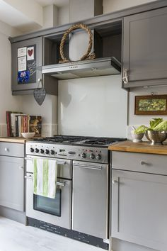 Sophisticated, yet simple to use, the Toledo is every cook's dream cooker. #kitcheninspiration