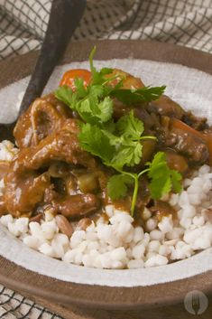 Perfect for any occasion... this lamb stew is hearty and has home written all over it!