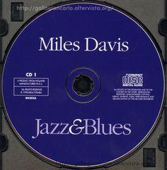 "Jazz & Blues ""Miles Davis"" - Bebop Masters 34 - 2 CD"