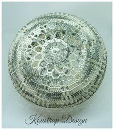 Hæklet Lyskugle – Leo – Koustrup Design