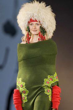 Kazakhstan fashion week...please...someone tell me it isn't true!!