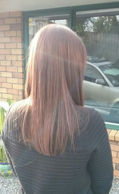 Stunning vibrant copper colour with a keratin treatment Copper Color, Keratin, Vibrant, Colour, Long Hair Styles, Chair, Beauty, Color, Long Hairstyle