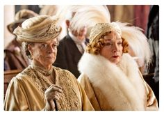 ... Downton Abbey!