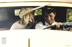Bonnie & Clyde by Peter Lindbergh, Aram Bedrossian