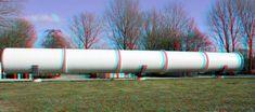 https://flic.kr/p/F5t5fR   test track Hyperloop TU Delft 3D   anaglyph stereo red/cyan HARDT Hyperloop TU Delft 3D Green-village  Elon Musk Future Tube