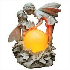 Kissing Solar Fairies