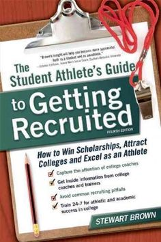 Illustrating that there is a spot for everyone, this completely revised recruitment manual is a go-to guide for all high school students that dream of participating in college athletics. It addresses
