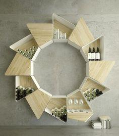shelf-library-Modular-Design-Interior-furniture-modern-kambiam-trap-neurodiseño-textile-closet - #decoracion #homedecor #muebles