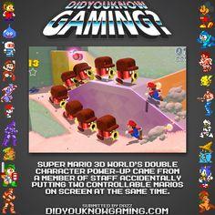 Super Mario 3D World.   http://iwataasks.nintendo.com/interviews/#/wiiu/super-mario-3d-world/0/1