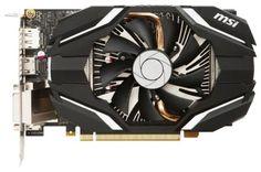 MSI GeForce GTX 1060 1544Mhz PCI-E 3.0 3072Mb 8008Mhz 192 bit DVI HDMI HDCP (GTX 1060 3G OC)  — 15790 руб. —