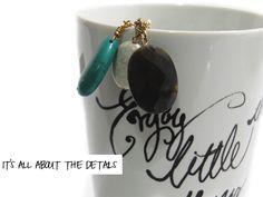 DIY Multi Strand Memory Wire Bracelet | Alonso Sobrino Hnos. Co. & Inc. Druzy Beads and Fabrics