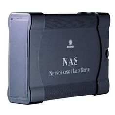 Another type of NAS disk which looks like an external hard drive.