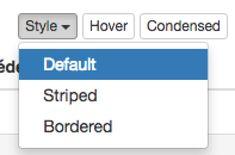Bootstrap : donner un aspect moderne à l'interface HTML (serveur Web) de vos projets ESP8266 Arduino, Interface Web, Html, Bar Chart, Home Tech, Modern, Bar Graphs