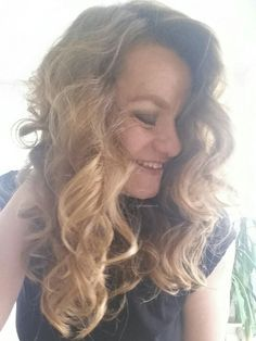 Curly Hair with Curl Secret Babyliss More Infos  www.flyinghousewive.blogspot.com #Babyliss #CurlSecret