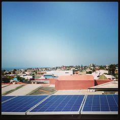 Generación de #energiasolar #residencial www.zeroenergyon.com
