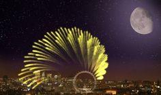 fireworks wheel #ChapterTwoVolOne #Fireworks