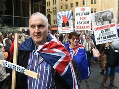 A new poll shows that 49 per cent of Australians support a ban on Muslim…