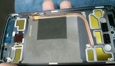 Alleged Moto X 4th Gen spy shot reveals a heat pipe inside - http://vr-zone.com/articles/alleged-moto-x-4th-gen-spy-shot-reveals-heat-pipe-inside/103295.html