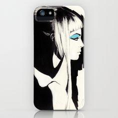 McQueen Forever iPhone & iPod Case - IDAHAYART