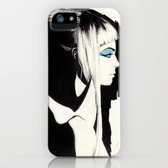 McQueen Forever iPhone & iPod Case - IDAHAYART
