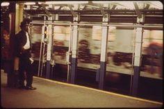 Soledad, melancolía y tedio en 10 fotografías del metro de NY - Fotografía
