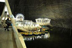 Las minas de sal de Turda que se convirtieron en un museo de historia en Rumania | 20 veces que el arte y el diseño infundieron asombro en 2013