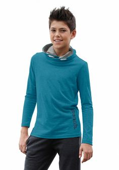 Bench Langarmshirt im OTTO Online Shop