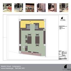 Projectos de Interior  Vivendas, apartamentos, escritórios, lojas, hóteis, bares, restaurantes, clinicas,...www.maxiarq.pt