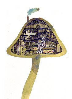 A house by koyamori.deviantart.com on @deviantART