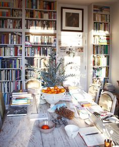 The perfect library | Her Couture life www.hercouturelife.com