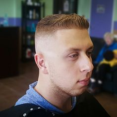 Skin fade by romy barber