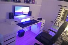 This list of the most advanced, smart, and innovative video game room ideas will guide you to find a design that matches your budget planning. Remember that each ideas will have different budget depends on the size, accessories, and of course the rig.
