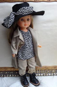 """Cuando una clienta puso su preciosa Nancy con este modelito en su muro de facebook   alguien comentó algo así como """"una Nancy Choni"""" , ..."""
