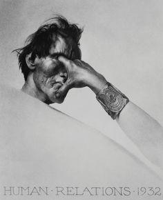 Human Relations 1932. American nightmares: the photography of William Mortensen
