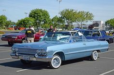 1963 Chevrolet Convertible | Flickr - Photo Sharing!