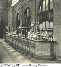 Image from http://www.libraryweb.org/rochimag/architecture/LostRochester/NYCRR/images/rpf00346.jpg. New York Central Railroad Station. Rochester, New York