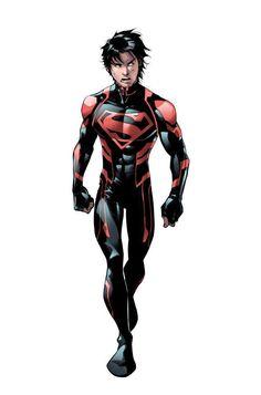 Superboy by Jorge Jiminez