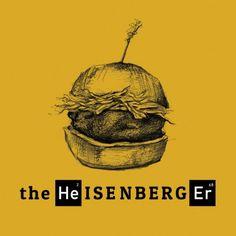 Hoisin Heisenberger - recipe for Breaking Bad finale!