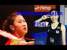 [HD] Final - Ratchanok Intanon รชนก อนทนนท vs Sun Yu - 2016 OUE Singapore Open Superseries via ยอดนยมในขณะน - ประเทศไทย http://www.youtube.com/watch?v=Jd-wLx_1204