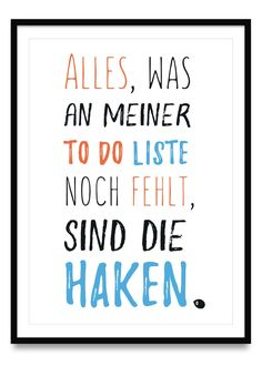 Alles, was an meiner to do Liste noch fehlt, sind die Haken – Poster - business inspiration quotes Birthday Wishes For Boss, Wishes For Sister, Birthday Quotes For Daughter, Daughter Poems, Brother Birthday, Brother Sister, Love Quotes For Boyfriend, Love Quotes For Him, Quotes To Live By