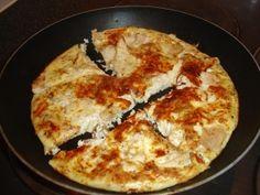 Dukan Recipe > Chicken Omelette