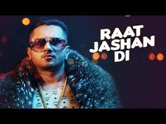 Raat Jashan Di Lyrics - Zorawar | Yo Yo Honey Singh - Lyrics | Hindi Songs | New Songs | Old Songs