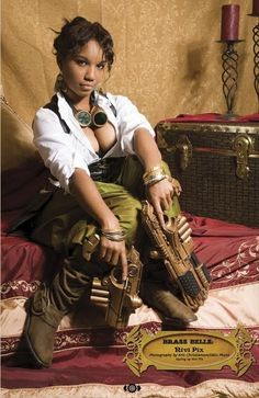 The Best, Coolest & Sexiest Steampunk Clothing & Costumes