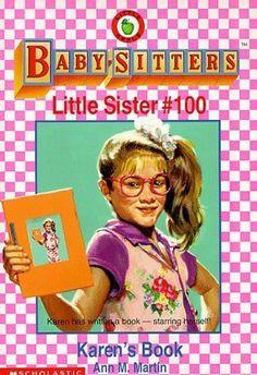 Karen's Book (Baby-Sitters Little Sister) by Martin, Ann M.; Tang, Susan
