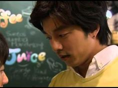 YESSS! I seriously need to rewatch this drama, AGAIN. I wish I had someone who wanted to be with me, whether I be man or alien. /sighs/ This was the first Asian drama I ever watched. It's no wonder I became obsessed. Gong Yoo!