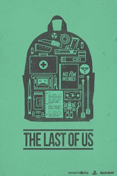 The Last of Us - by OllieHoff