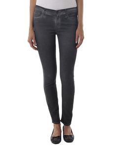 Skinny Jeans with Shimmer Finish Rihanna, Black Jeans, It Is Finished, Skinny Jeans, Grey, Pants, Dresses, Fashion, Gray